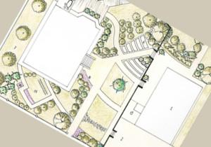 Консультация ландшафтного дизайнера по проекту в Москве